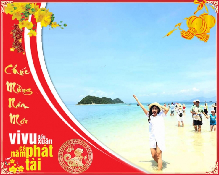 Tour du lịch Nha Trang Tết Nguyên Đán 2019 : Xuân Trên Thành Phố Biển