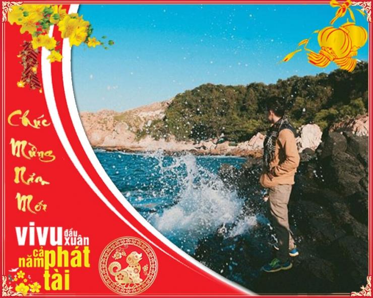 Tour du lịch Phú Yên: Biễn Đại Lãnh - Nhà Thờ Mằng Lăng