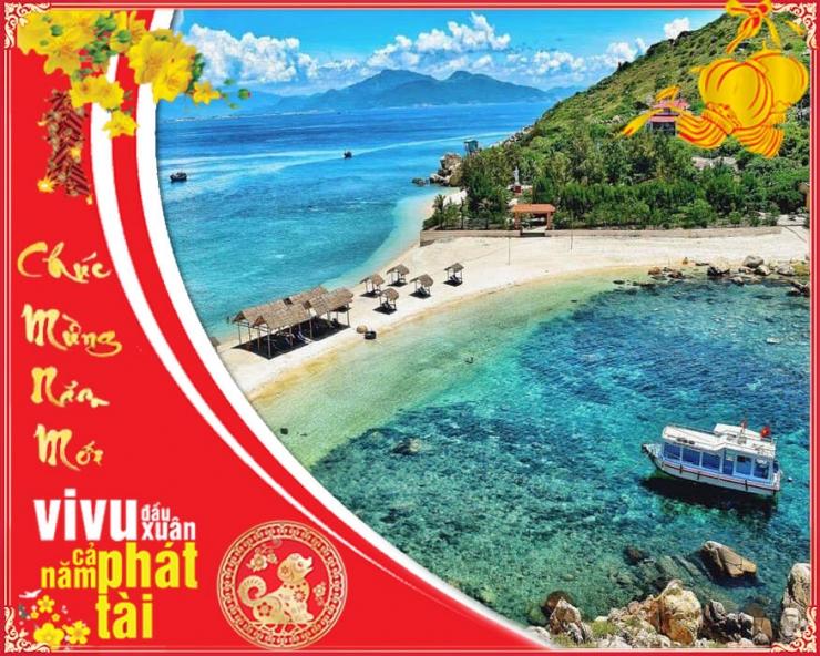 Tour du lịch Nha Trang Tết Nguyên Đán 2019: Vinpearlland - Dốc Lết