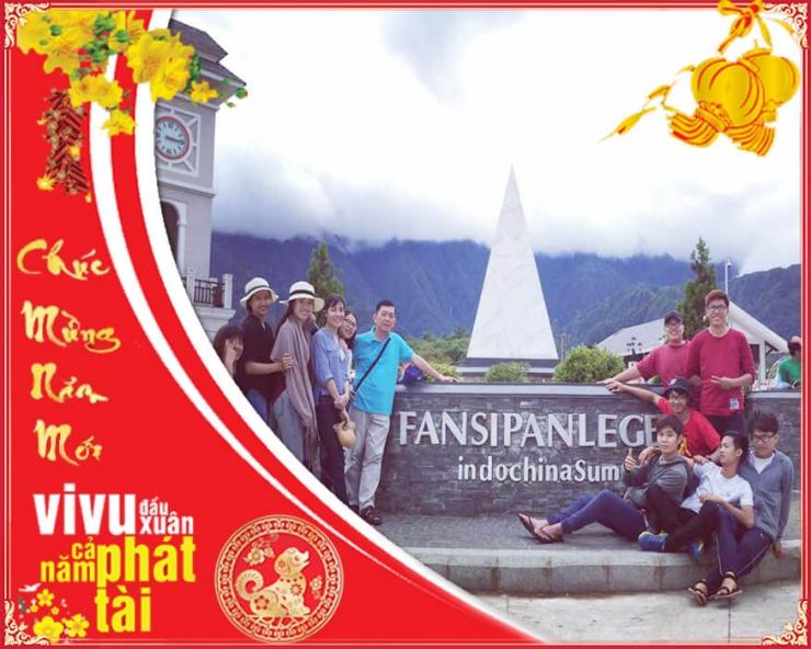 Tour du lịch Hà Nội Tây Thiên