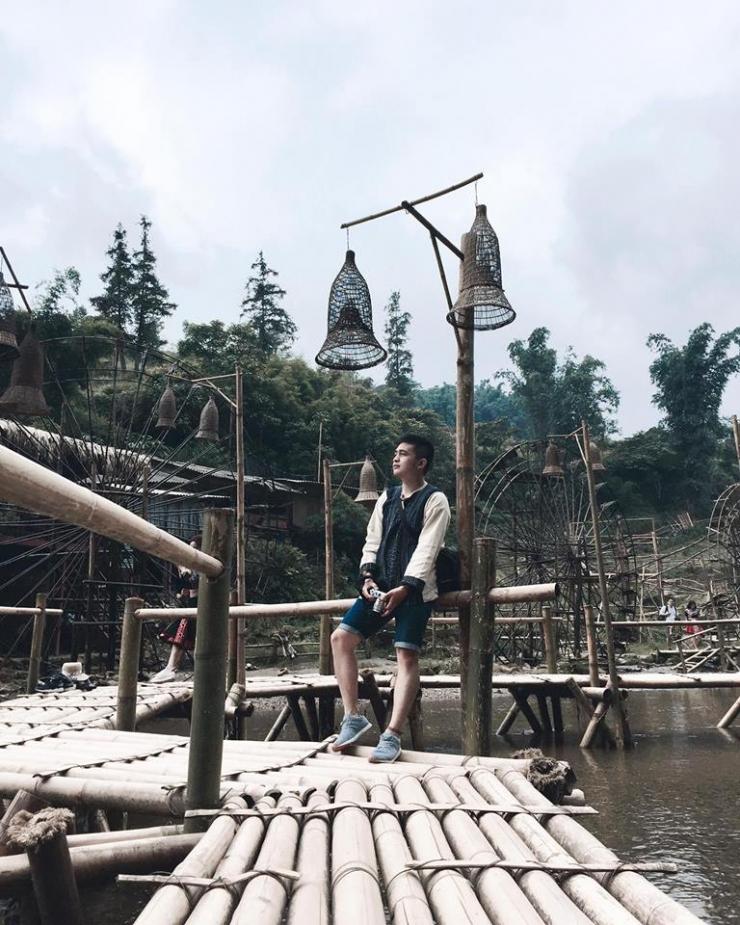 Tour du lịch Hà Nội Tây Thiên 5N4Đ: Tết Nguyên Đán 2018