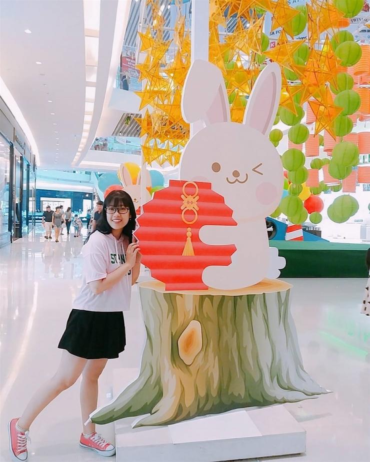 Aeon Mall địa điểm vui chơi Trung Thu