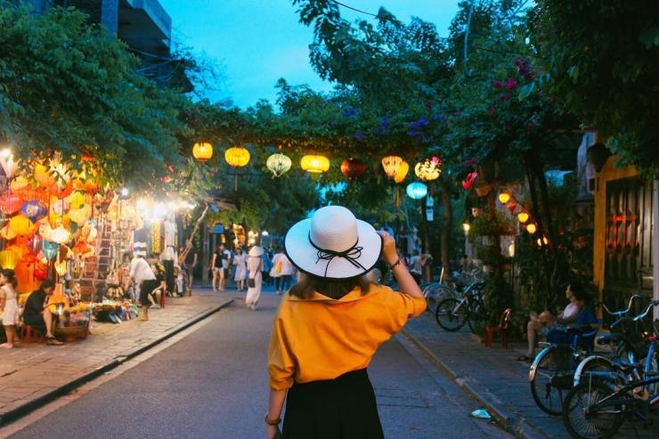 Tour du lịch Hội An - Đà Nẵng - Bà Nà - Huế 4 ngày 3 đêm