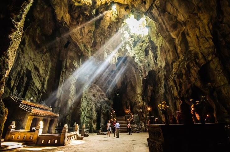 Tour du lịch Đà Nẵng Hội An Bà Nà 4 ngày 4 đêm