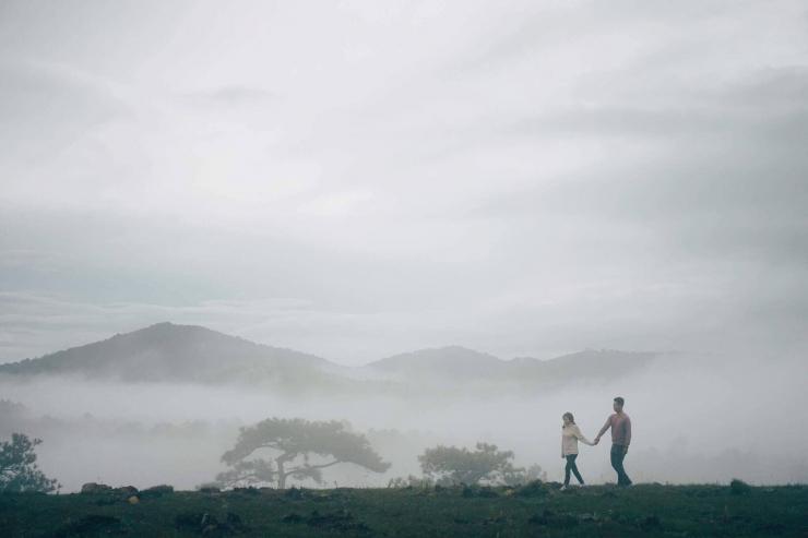Lạc bước trong khung cảnh tình yêu
