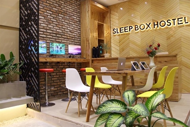 Sleep Box Hostel