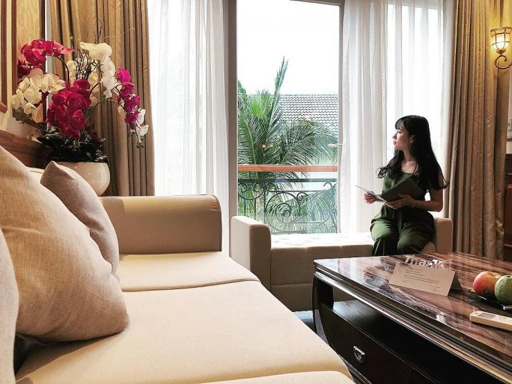 Checkin tại MerPerle Hon Tam Resort Hòn Tằm Nha Trang