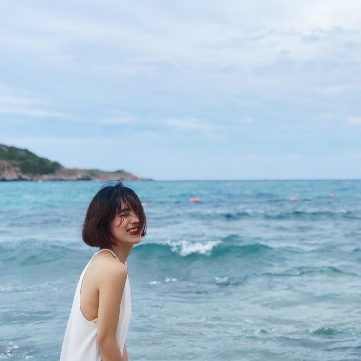 Cảm giác thưởng thức biển tuyệt vời ở Bình Ba