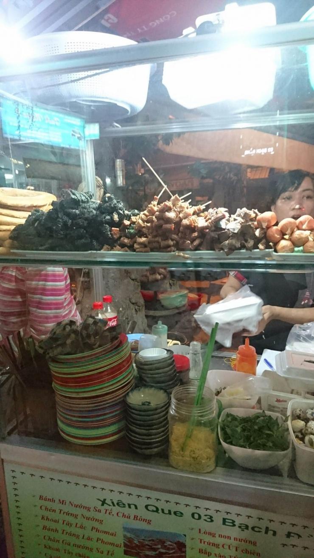 Quán nằm ở địa chỉ số 3 Bạch Đằng, sát bên gần đường Nguyễn Trãi