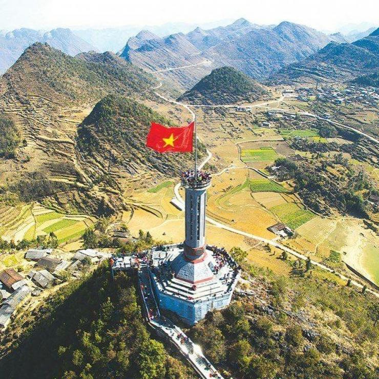 Lũng Cú ở Hà Giang