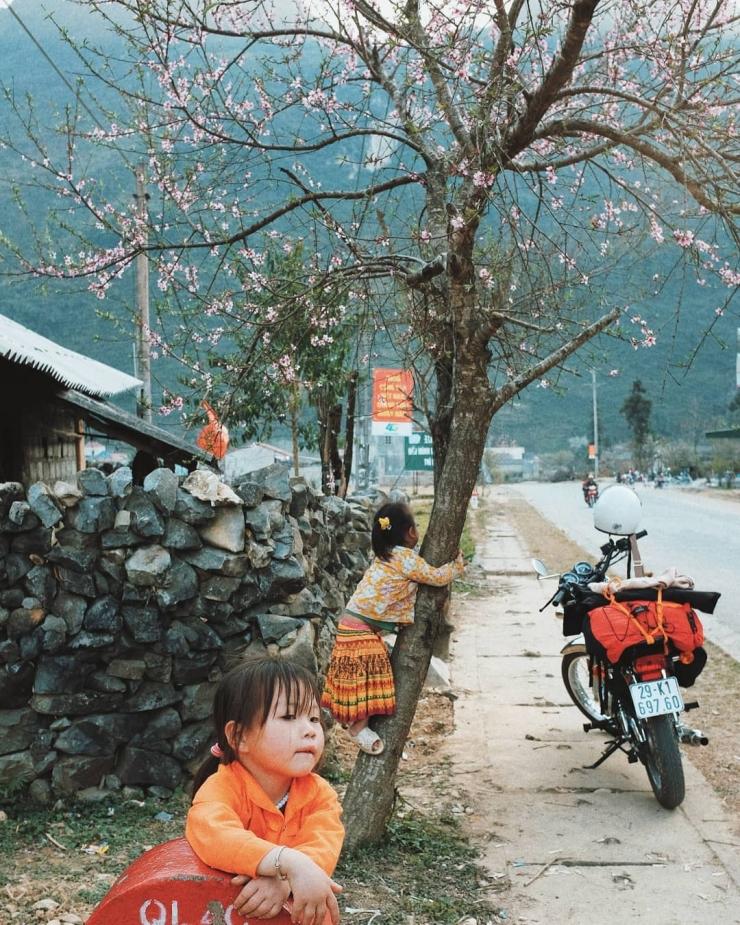 Những em bé vùng cao Đồng Văn Hà Giang