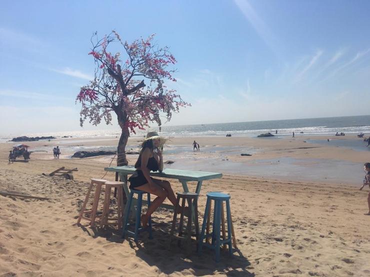 Hình ảnh bãi biển Coco