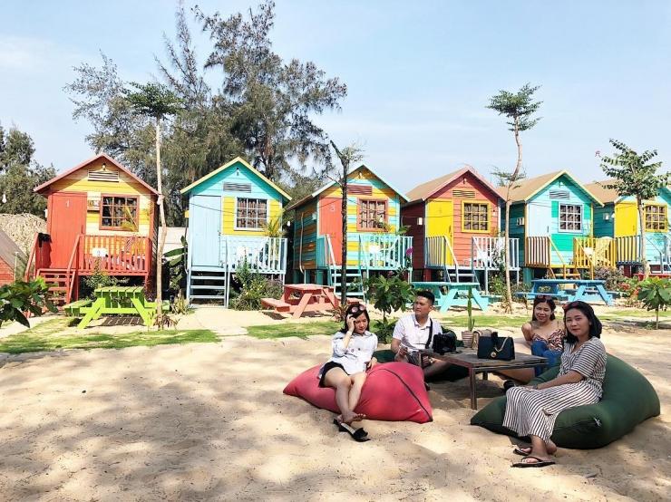 Khu vui chơi nghỉ dưỡng coco beach camp Lagi - điểm đến lý tưởng cho mùa hè