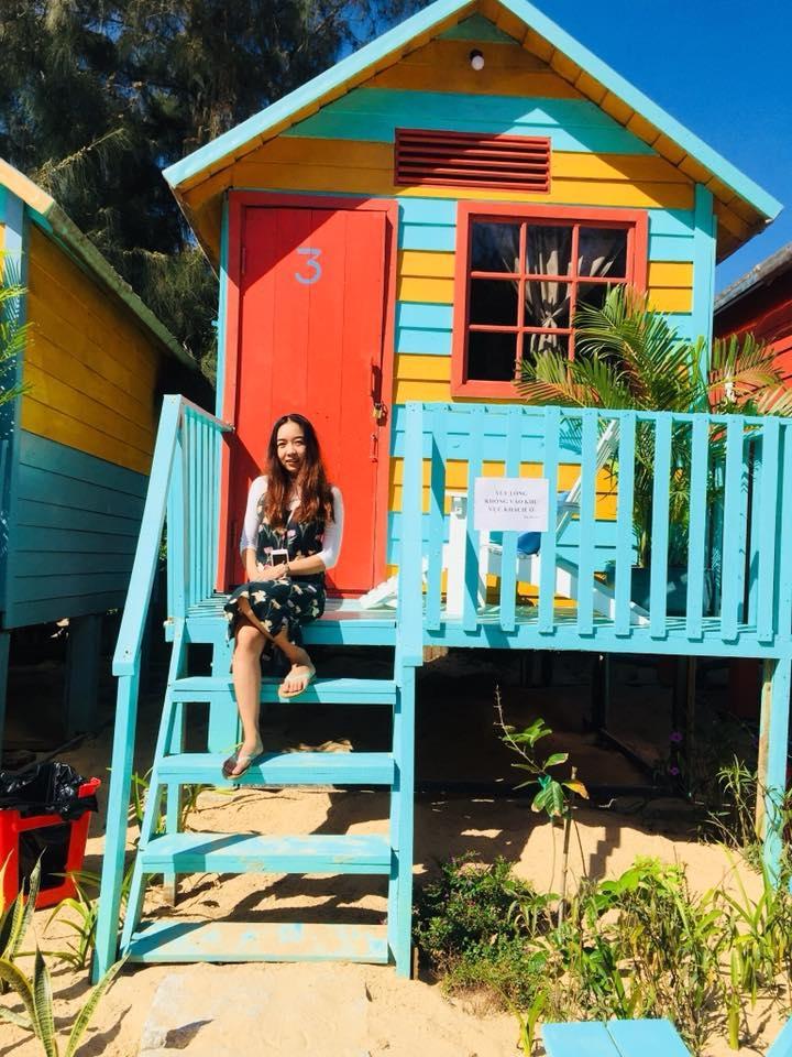 Nhà lưu trú Coco Beach Lagi