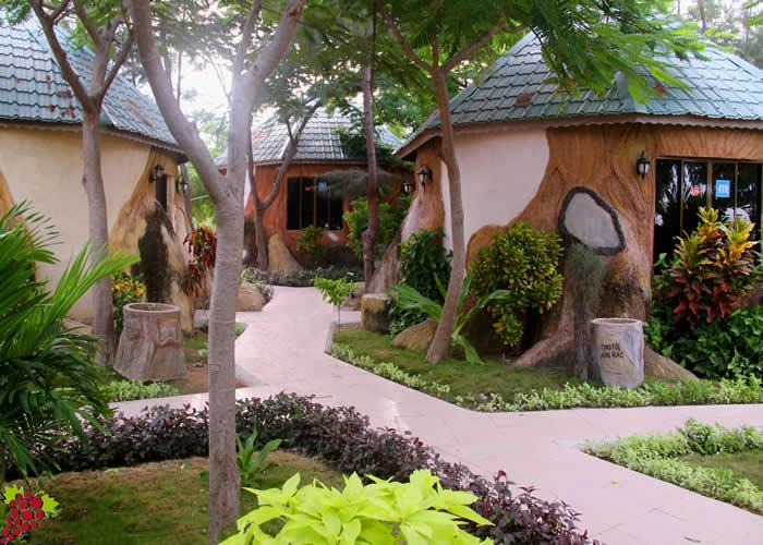 Hoàn cầu resort