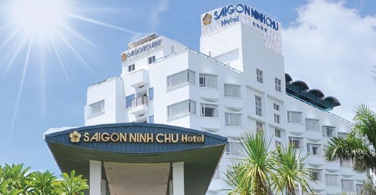 Sài Gòn Ninh Chữ hotel