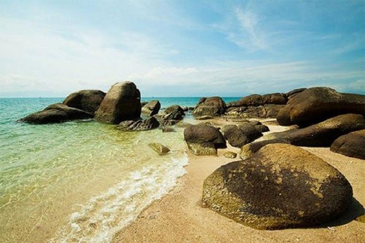 Bãi Đá Ông Địa - vẻ đẹp mộc mạc của Phan Thiết - 10263 | VNTOUR