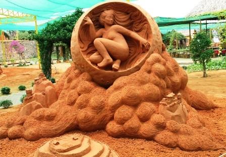 Công viên tượng cát