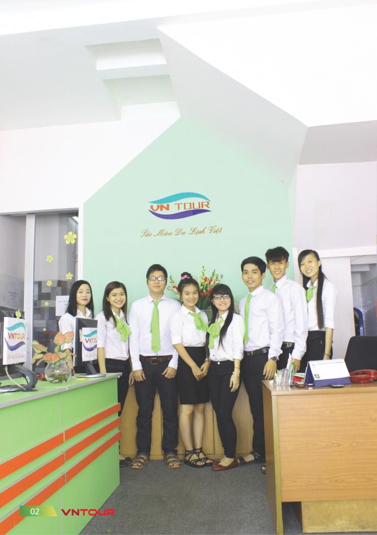 Công ty Vntour