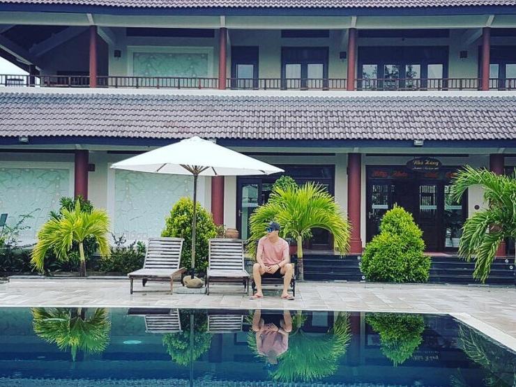 Aniise Villa Resort.