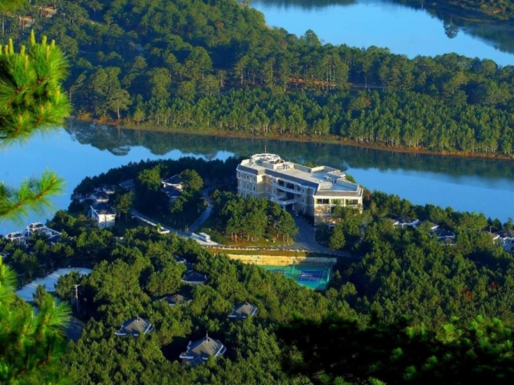 Edensee Lake Resort & Spa