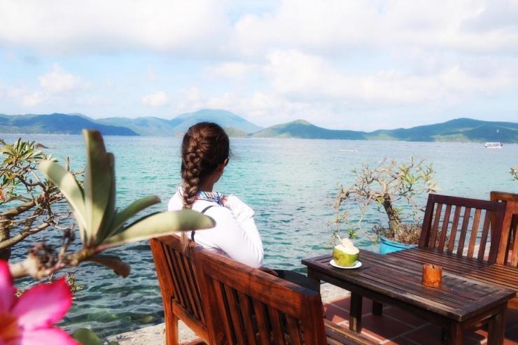 Nghỉ dưỡng ở Whale Island Resort trên đảo Hòn Ông