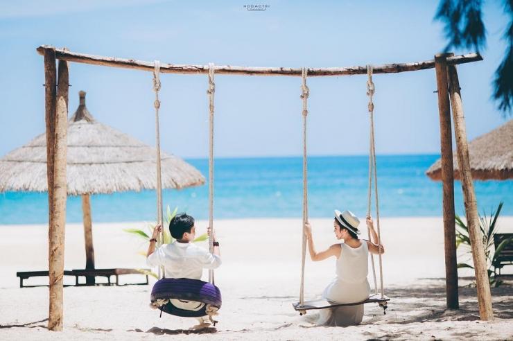 Checkin trên biển Đại Lãnh Nha Trang