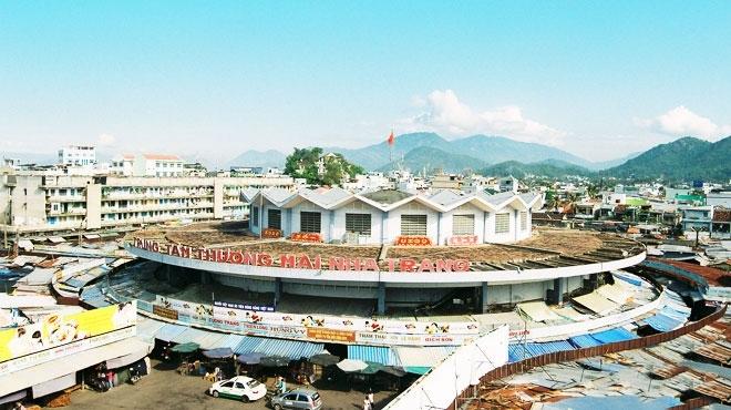 Chợ Đầm Nha Trang đã có tuổi đời từ năm 1908