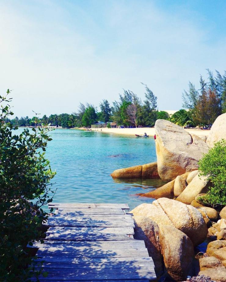 Bãi Sơn Đừng Vịnh Vân Phong