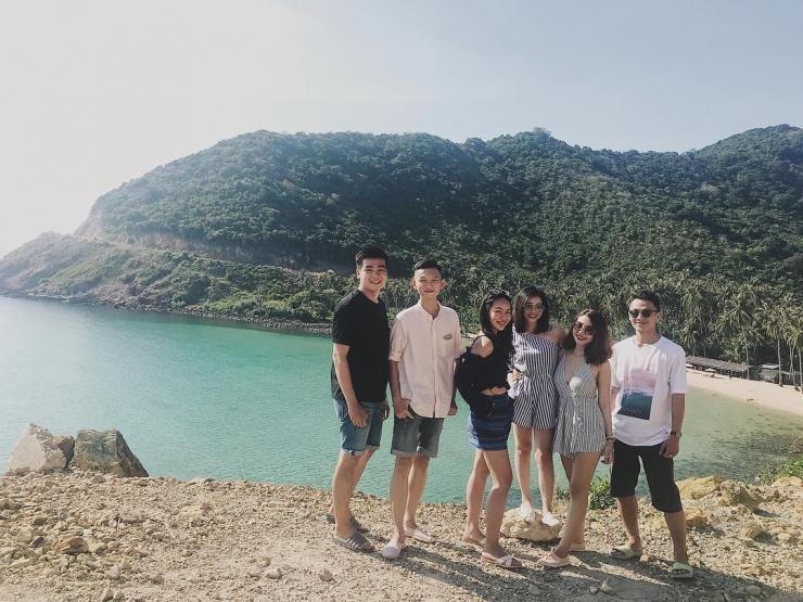 Bãi Ngự trên đảo Nam Du