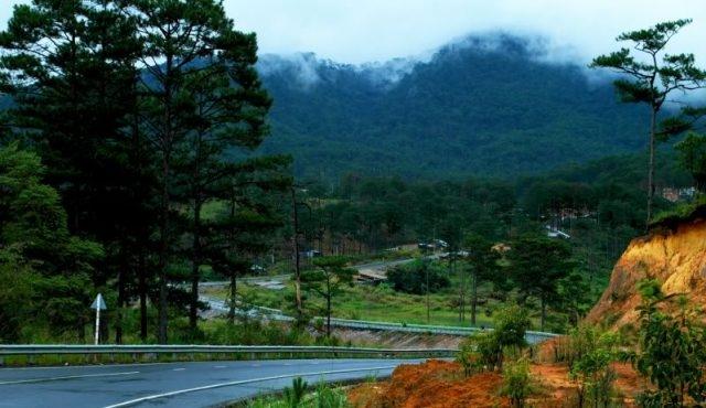Cung đường đi Hòn Bà Nha Trang