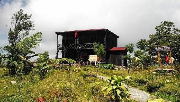 Ngôi nhà của bác sĩ Yersin trên đỉnh Hòn Bà Nha Trang