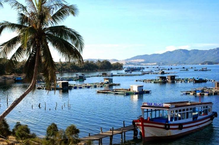Một góc Vịnh Vân Phong Nha Trang
