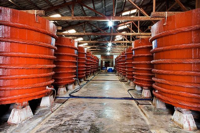 Làng nghề nước mắm Phú Quốc