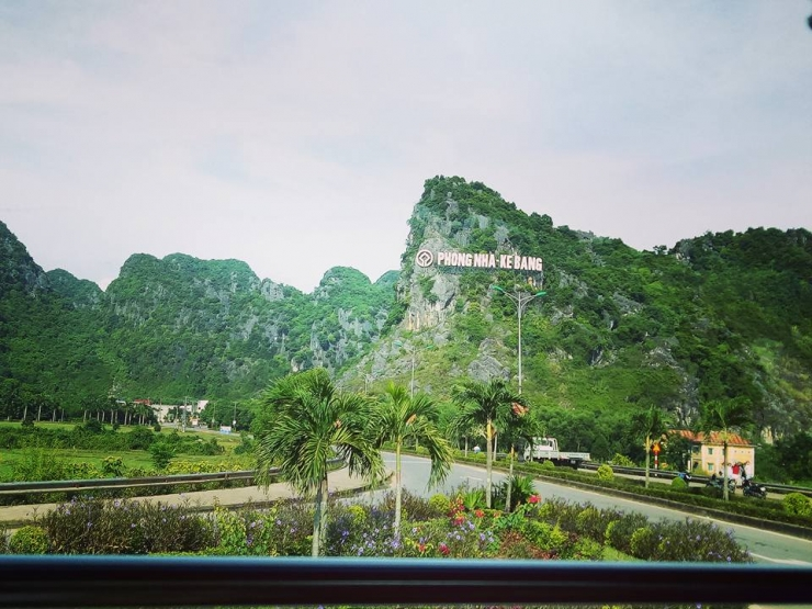 Phong Nha - Kẻ Bàng Quảng Bình