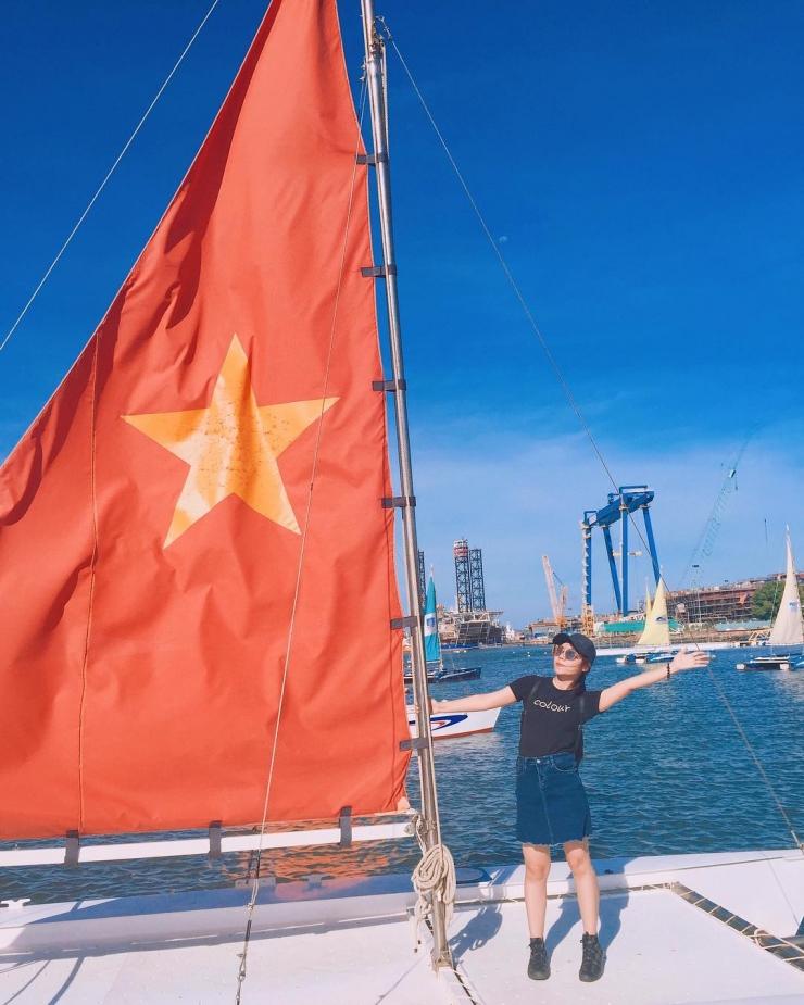 Bến tàu Marina Vũng Tàu