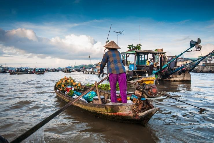 Tour du lịch Cà Mau Cần Thơ hè 2018: Chinh Phục Đất Mũi