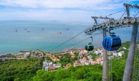 Tour du lịch Vũng Tàu hè 2018: Biển Xanh Vẫy Gọi