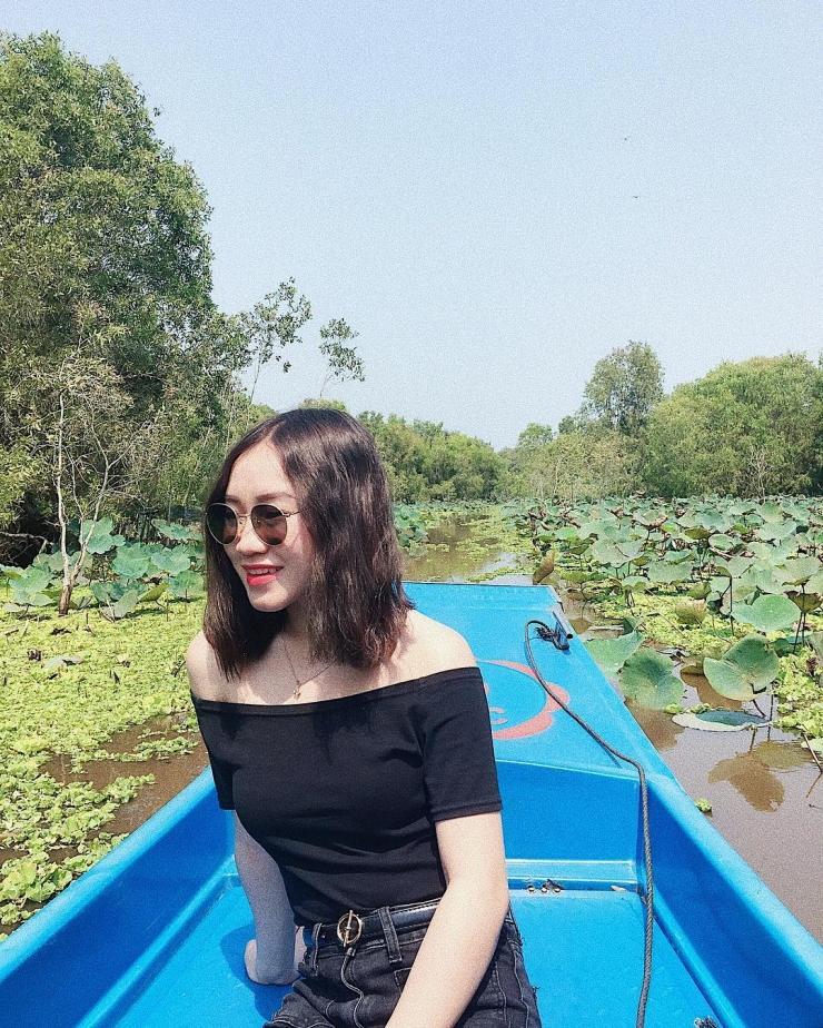 Tour du lịch Châu Đốc hè 2019: Khám Phá Rừng Tràm Trà Sư