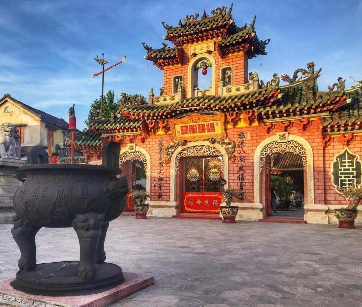 Tour du lịch Phong Nha - Vũng Chùa - Huế - Hội An - Bà Nà