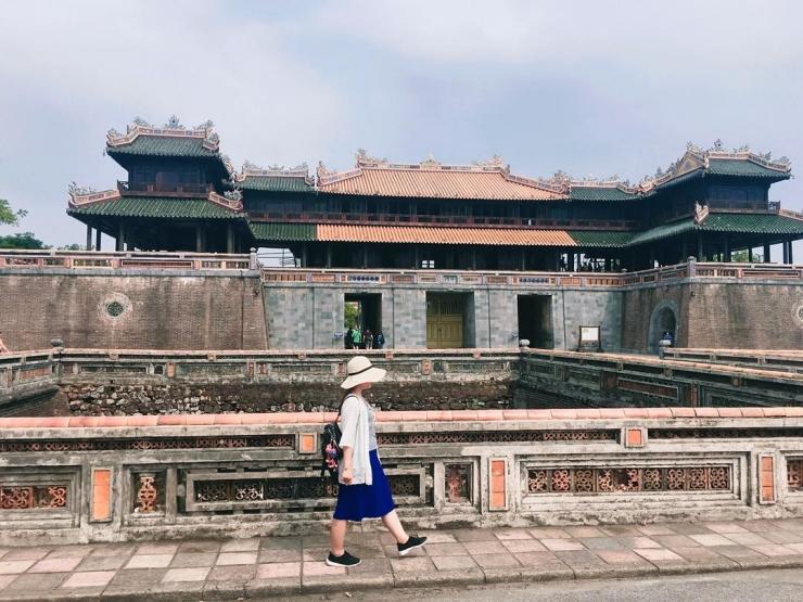 Tour du lịch Phong Nha - Vũng Chùa - Đà Nẵng - Huế