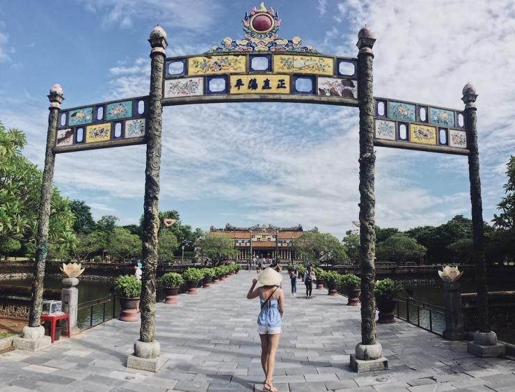 Tour du lịch Đà Nẵng - Hội An - Bà Nà - Huế