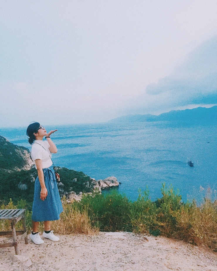 Tour du lịch đảo Bình Ba - Khám phá vùng đảo bình yên