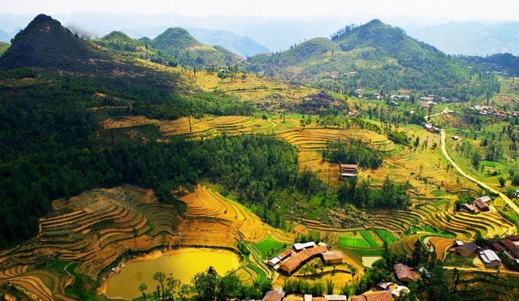 Thung lũng Sũng Là Hà Giang