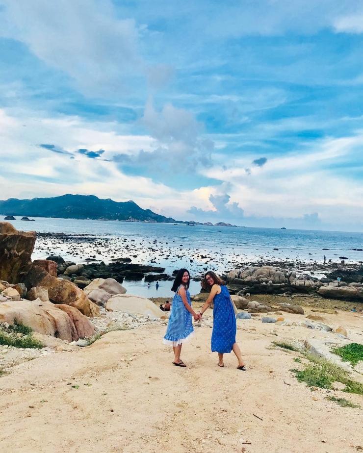 Dạo quanh đảo Bình Ba