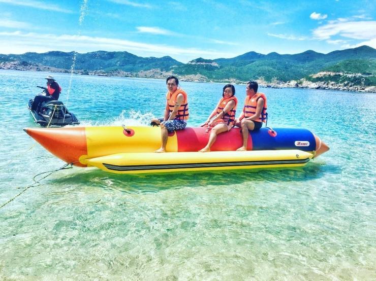 Tour du lịch đảo Ninh Chữ: Đảo Bình Ba Bình Hưng