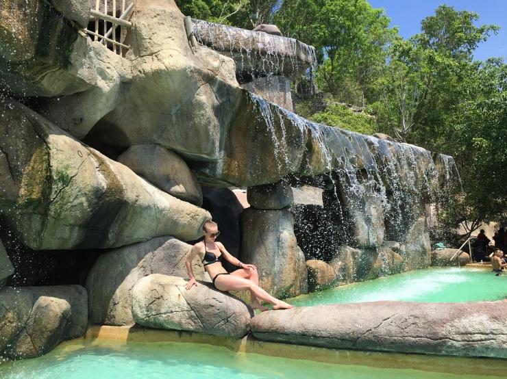 Tour du lịch Nha Trang: Dốc Lết - Tắm Bùn Khoáng