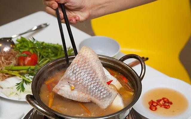 Lẩu cá Phan Thiết