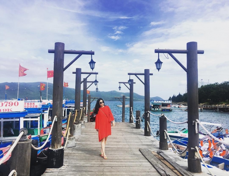 Tour du lịch Nha Trang Vinpearl Land - Dốc Lết - Con Sẻ Tre