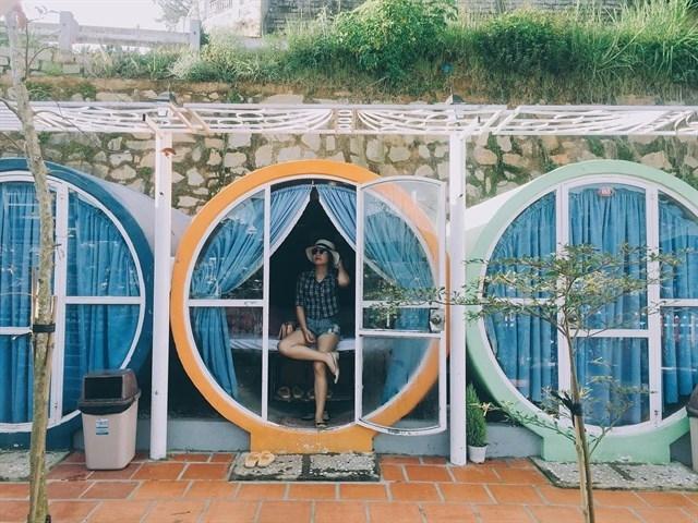 Checkin tại nhà nghỉ ống cống gió biển Vũng Tàu